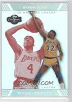 Magic Johnson, Byron Scott /39