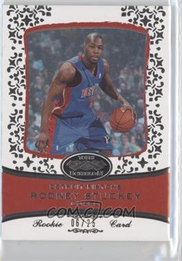 2007-08 Topps Echelon Red #57 - Rodney Stuckey /25