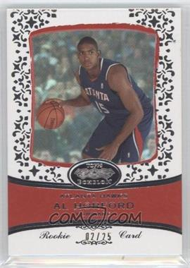 2007-08 Topps Echelon Red #73 - Al Horford /25