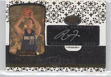 2007-08 Topps Echelon Rookie Autographs [Autographed] #69 - Nick Fazekas /499
