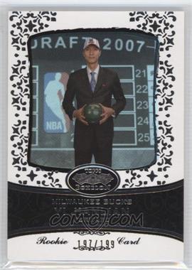 2007-08 Topps Echelon #52 - Yi Jianlian /199