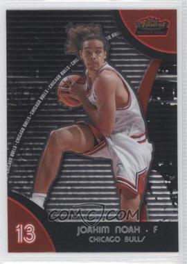 2007-08 Topps Finest - [Base] #81 - Joakim Noah