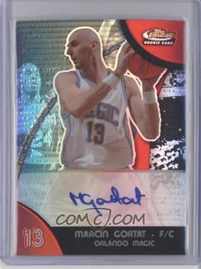 2007-08 Topps Finest Refractor Certified Autograph [Autographed] #94 - Marcin Gortat