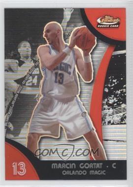 2007-08 Topps Finest Refractor #94 - Marcin Gortat