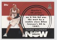 Charlie Villanueva