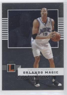2007-08 Topps Letterman [???] #8 - Dwight Howard /599