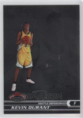 2007-08 Topps Stadium Club - [Base] #102 - Kevin Durant /1999