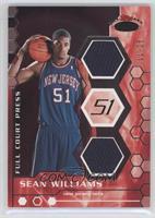 Sean Williams /25