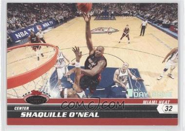 2007-08 Topps Stadium Club 1st Day Issue #32 - Shaquille O'Neal /1999
