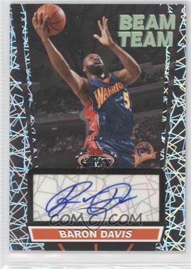 2007-08 Topps Stadium Club Beam Team Autographs [Autographed] #BTA-BD - Baron Davis
