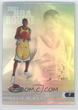 2007-08 Topps Stadium Club Chrome Refractor #102 - Kevin Durant /999