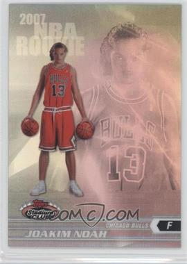2007-08 Topps Stadium Club Chrome Refractor #109 - Joakim Noah /999