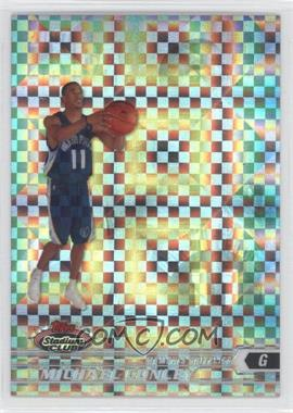 2007-08 Topps Stadium Club Chrome X-Fractor #104 - Mike Conley /50
