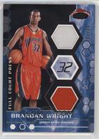 Brandan Wright /25