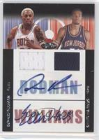 Sean Williams, Dennis Rodman