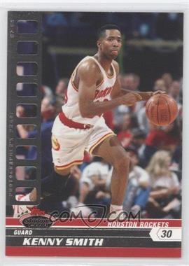 2007-08 Topps Stadium Club Photographer's Proof #100 - Kenny Smith /199