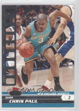 2007-08 Topps Stadium Club Photographer's Proof #78 - Chris Paul /199