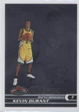 2007-08 Topps Stadium Club #102 - Kevin Durant /1999