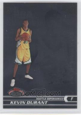 2007-08 Topps Stadium Club #102 - Kevin Durant /1999