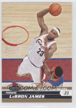 2007-08 Topps Stadium Club #23 - Lebron James