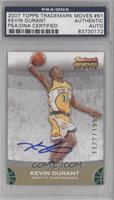 Kevin Durant /1999 [PSA/DNA Certified Auto]