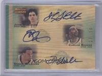 John Stockton, Carlos Boozer, Deron Williams /39