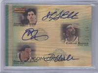 John Stockton, Carlos Boozer, Deron Williams /39