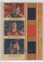 Bracey Wright, Sean Williams, Al Horford, Brandan Wright /99