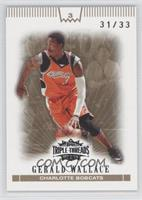 Gerald Wallace /33