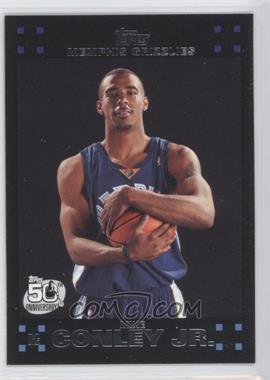 2007-08 Topps #114 - Mike Conley