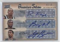Randy Foye, Al Jefferson, Corey Brewer /15