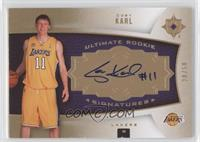 Coby Karl /50