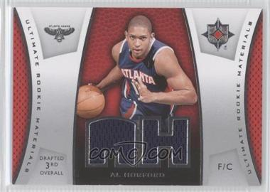 2007-08 Ultimate Collection - Ultimate Rookie Materials #ULTR-AH - Al Horford