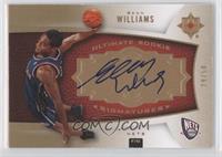 Sean Williams /50