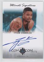 Tyson Chandler /75