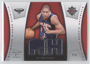 2007-08 Ultimate Collection Ultimate Rookie Materials #ULTR-AH - Al Horford