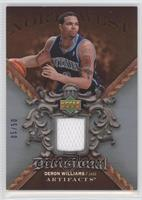Deron Williams /50