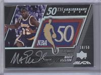 Magic Johnson /50 [Near Mint‑Mint]