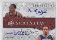 Darrell Griffith, Deron Williams /80