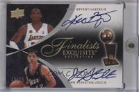 Kobe Bryant, John Stockton /25