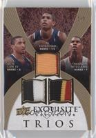 Acie Law IV, Al Horford, Marvin Williams /3