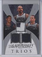 Morris Almond, Deron Williams, Carlos Boozer /10