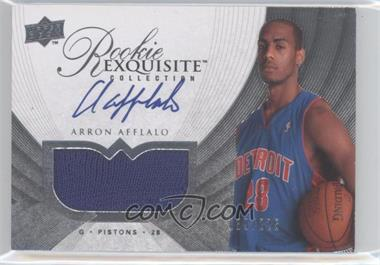 2007-08 Upper Deck Exquisite Collection #61 - Arron Afflalo /225