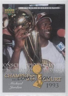 2007-08 Upper Deck First Edition Champions of the Court #CC-MJ - Michael Jordan
