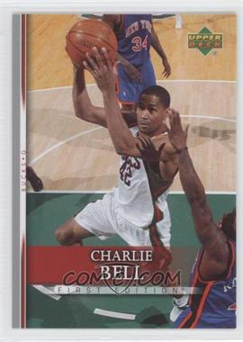 2007-08 Upper Deck First Edition #137 - Charlie Bell