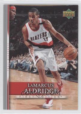 2007-08 Upper Deck First Edition #68 - LaMarcus Aldridge