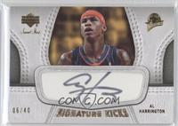 Al Harrington /40