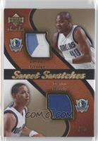 Devin Harris, Devean George /25