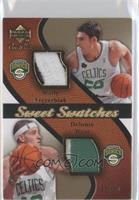 Delonte West, Wally Szczerbiak /25