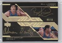 Adrian Dantley, Bill Laimbeer /15